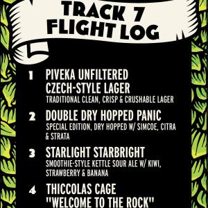 4-23 Flight Night